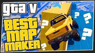 BEST MAP MAKER | GTA 5 Online