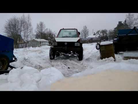 ЛСД блокировка Форд Скорпио на трактор