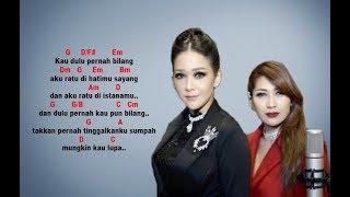 Kunci Gitar   Sang Penggoda   Tata Janeeta Feat  Maia Estianty