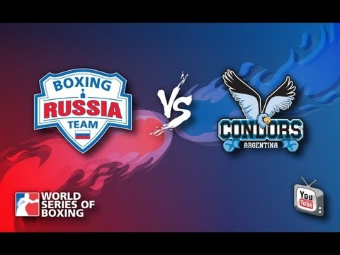 Team Russia vs. Argentina Condors - Week 4 - WSB Season 3