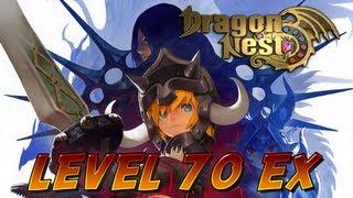 getlinkyoutube.com-Dragon Nest - Level 70 EX Skills