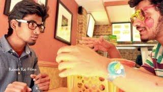 getlinkyoutube.com-2 Idiots back (part 3) Telugu nonstop Comedy short film by Rajesh Raj films