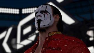 getlinkyoutube.com-WWE 2K16 Sting WrestleMania 31 Entrance 1080p