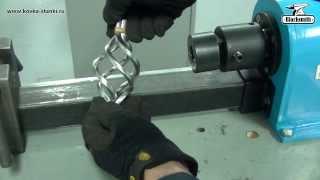 """getlinkyoutube.com-Инструмент изготовления """"корзинок"""" и торсировки M04В-KR Blacksmith"""