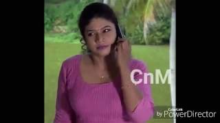 Mallu serial actress showing boobs in tight dress