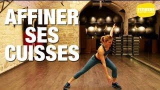 getlinkyoutube.com-Fitness Master Class - Fitness pour affiner ses cuisses