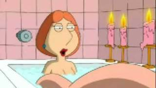 getlinkyoutube.com-family guy tub for two
