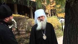 Интервью митрополита Ташкентского и Узбекистанского Викентия
