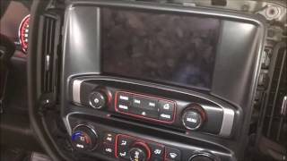 getlinkyoutube.com-How to upgrade to a FACTORY GM DVD System in a 2014-2016 GMC Sierra and Chevy Silverado