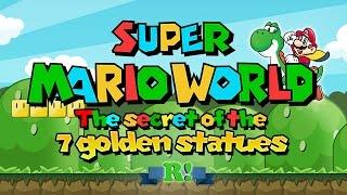 getlinkyoutube.com-Super Mario World: El secreto de las 7 estatuas doradas