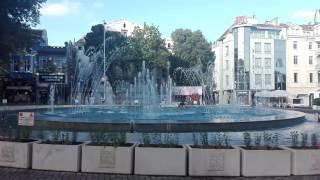 getlinkyoutube.com-Екшън в центъра на Варна
