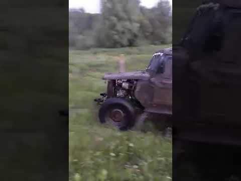 Газ 69 проба двигателя)