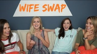 getlinkyoutube.com-WIFE SWAP | Ft Shannon & Cammie