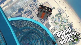 getlinkyoutube.com-DELİĞİ TUTTURMAK!! - GTA 5 Online Komik Anlar #132