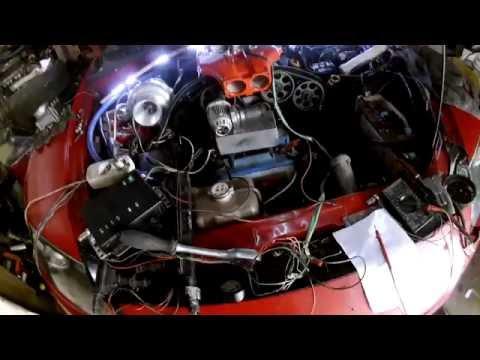RX8 Электронный дроссель