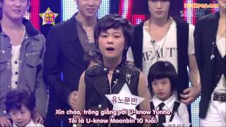 getlinkyoutube.com-[ DBSK vietsub ] Star King 14 04 07 Ep 13 Special Part 2