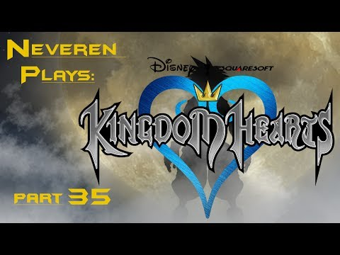 Let's Play/Stream Kingdom Hearts [BLIND] (Part 35) | The belly of the Beast