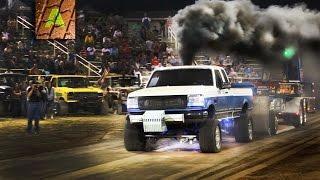 getlinkyoutube.com-Truck Pull #7 - Ogden Utah 2014