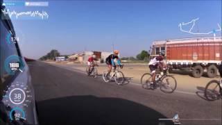 getlinkyoutube.com-Thaar 250km cycle race Rank 1- Mirza Saaib