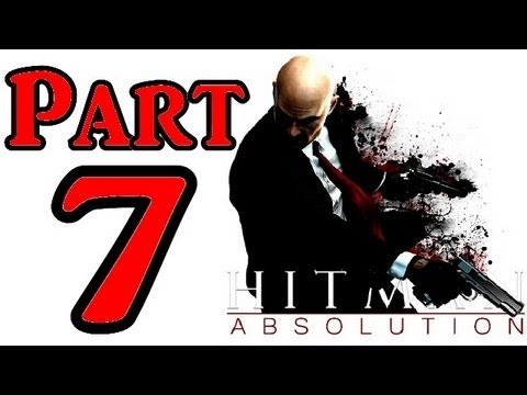 Hitman Absolution Walkthrough Part 7 Stealth Gameplay Mission 6 Rosewood