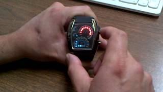 reloj cluster velocimetro ajuste