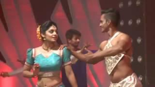 getlinkyoutube.com-Actress Bhavana Mythological Dance Performance,,