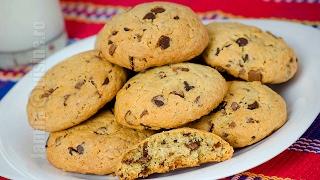 getlinkyoutube.com-Fursecuri americane cu ciocolata | JamilaCuisine