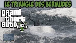 getlinkyoutube.com-GTA V ONLINE | Allons au triangle des bermudes !