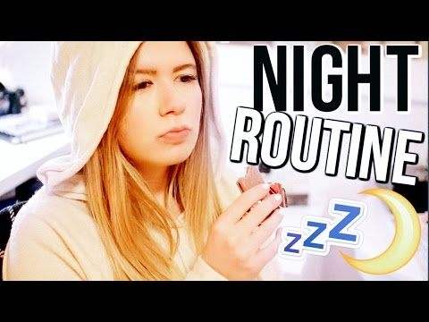 Night Routine 2017 | What Girls Really Do