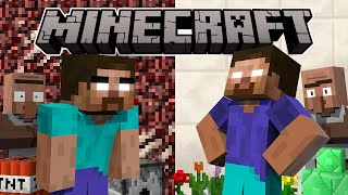 getlinkyoutube.com-If Herobrine Had A Brother - Minecraft