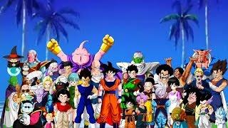 Dragon Ball Z Majin Buu's Saga Soundtrack