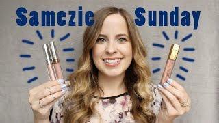 getlinkyoutube.com-Samezie Sunday: Anastasia Pure Hollywood (Part 2) Dupe | Heather Pickles