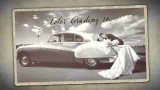 getlinkyoutube.com-After Effects Template | Vintage Wedding Package