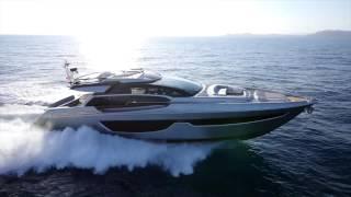 getlinkyoutube.com-Luxury Yacht - Riva 76' Perseo New