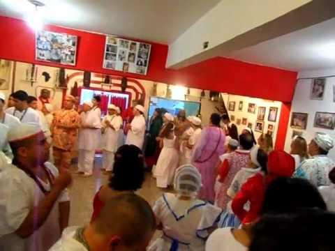 Aniversario de Xango, Baba Marcos * Alagbe Hernan de Oxala (Xango)