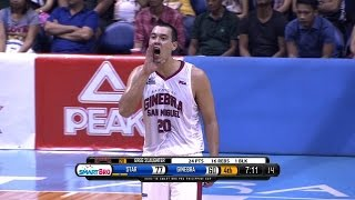 getlinkyoutube.com-Star Hotshots vs. Ginebra - Q4 | Philippine Cup 2015-2016