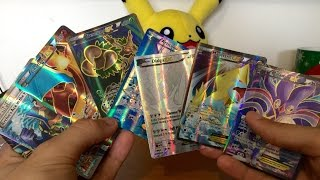 getlinkyoutube.com-MOST UNBELIEVABLE POKEMON BOOSTER PACK EVER OPENED EVER!!! FACTORY ERROR ALL EX CARDS!!!