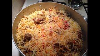 getlinkyoutube.com-BIRYANI (HOW TO COOK PERFECT BIRYANI) - Pakistani/Indian Cooking with Atiya