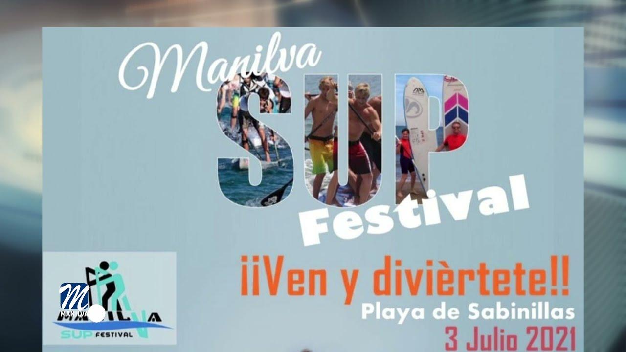 El 3 de julio llega el Manilva SUP Festival