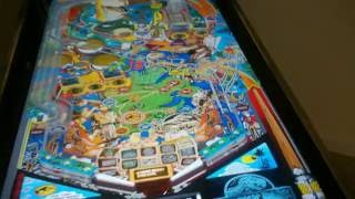 "getlinkyoutube.com-46"" Custom Virtual Pinball Machine - Visual Pinball - HyperPin Triple Screen"