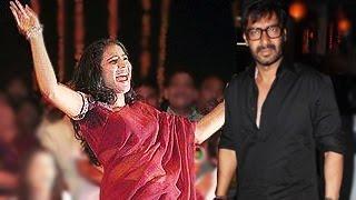 Kajol gets DRUNK at husband Ajay Devgan's party