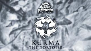 getlinkyoutube.com-Demonic Resurrection - Kurma - The Tortoise (Official Lyric Video)