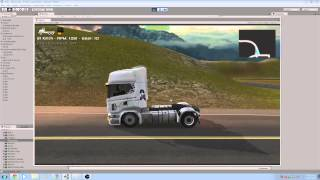 Grand Truck Simulator - Scania V8 sound