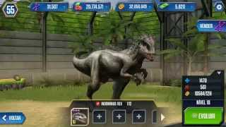 getlinkyoutube.com-Jurassic World - The Game - Meu Parque (My Park)