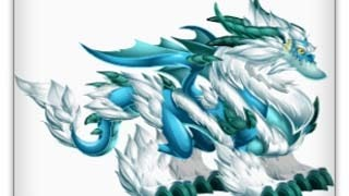 getlinkyoutube.com-MYSTIC BLIZZARD Dragon Review in Christmas Calendar Event in Dragon City
