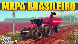 getlinkyoutube.com-Farming Simulator 2015 - Fazenda Nova Mutum (Mapa Brasileiro)