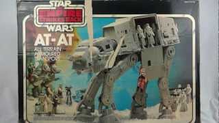 getlinkyoutube.com-Star Wars - Vintage AT-AT