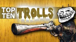 Bloodborne - Top Ten Trolls (8)