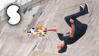 getlinkyoutube.com-NERF Parkour Trickshots - Storror AD