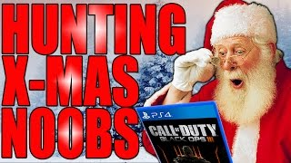 getlinkyoutube.com-Black Ops 3 - Hunting Christmas Noobs On Combine - Scythe Best specialist?